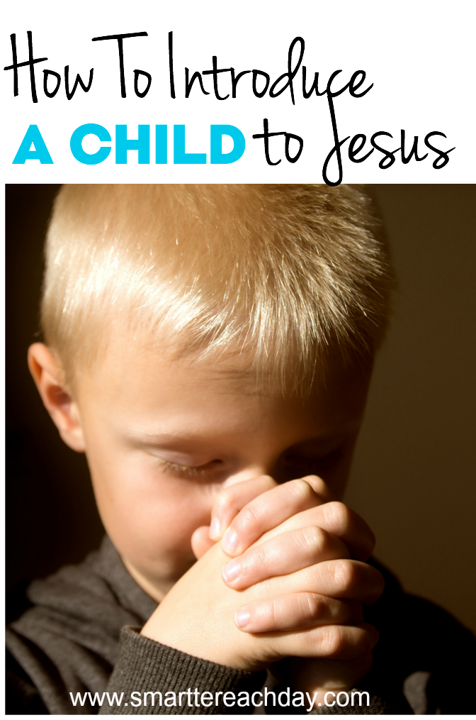 How to Introduce Your Child To Jesus (easy steps that a still-learning mommy can do) - This Post is practical, gentle, humble, with REAL advice for REAL moms. Books to read, songs to sing, what to do about church, their questions, and more!