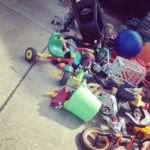 WAY. TOO. MUCH. STUFF. also, purging is revealingly children's personalities.…