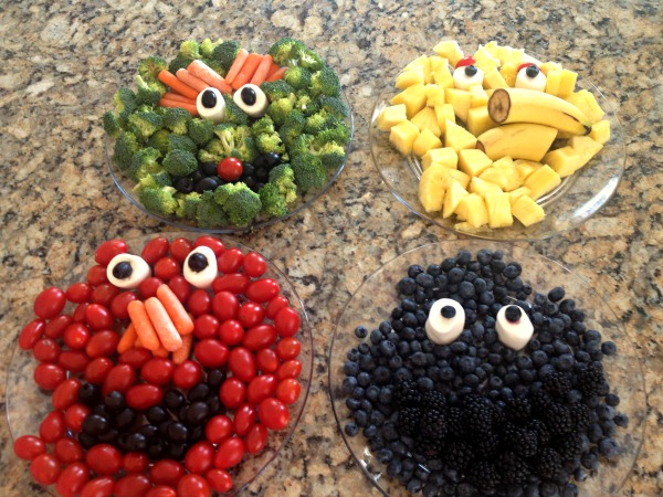 How To Host A Sesame Street Birthday Party