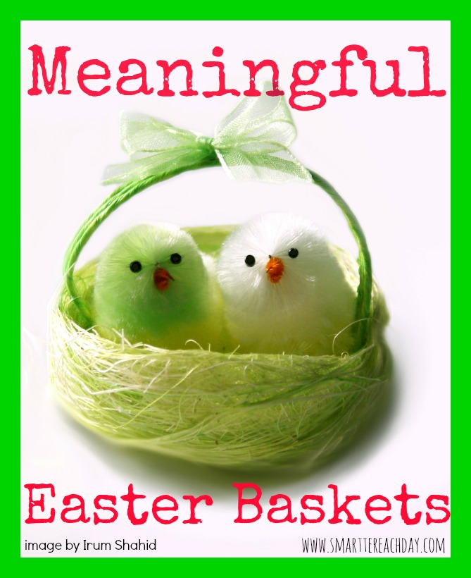 25 meaningful easter basket ideas for kids 25 ideas for unique inspirational easter baskets looking for ideas other than plastic negle Images