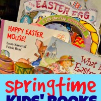Springtime Books For Kids