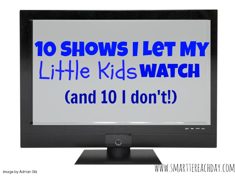 shows we watch
