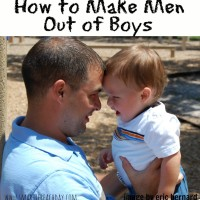 boys into men
