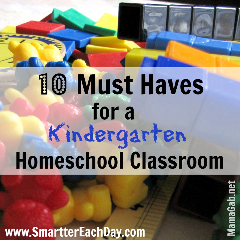 10 must haves for a kindergarten classroom. Black Bedroom Furniture Sets. Home Design Ideas