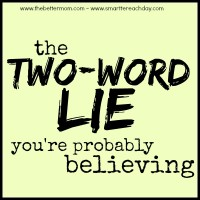 two word lie