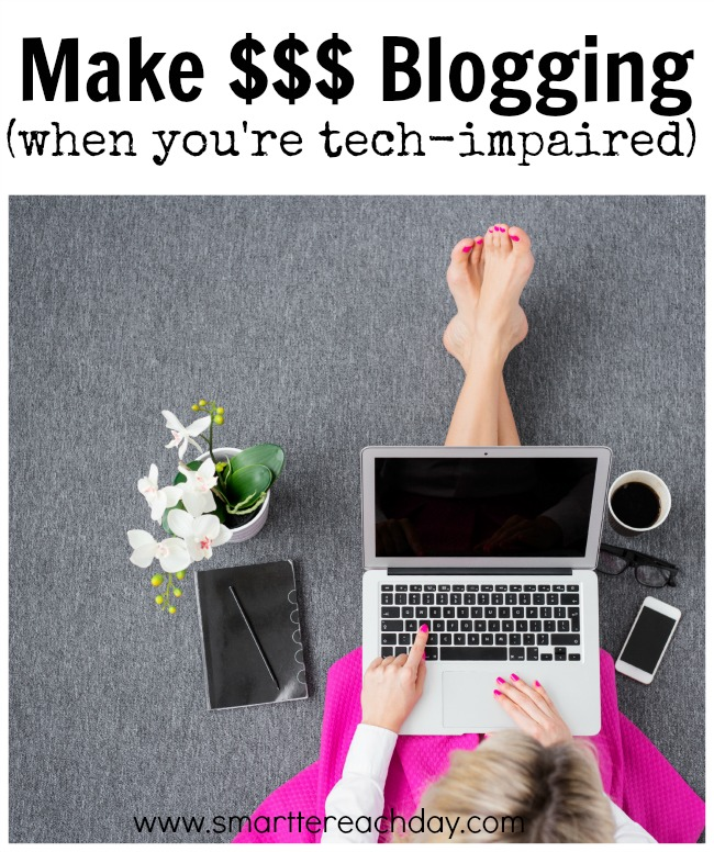 Money Blogging edit