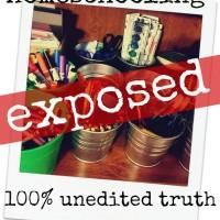 homeschooling exposed