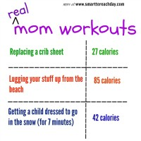 Real Mom Workouts