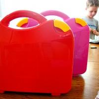 lego suitcases