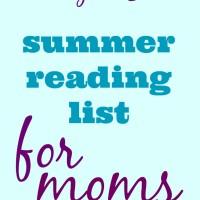 mom summer reading