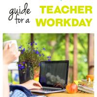 homeschool mom teacher workday