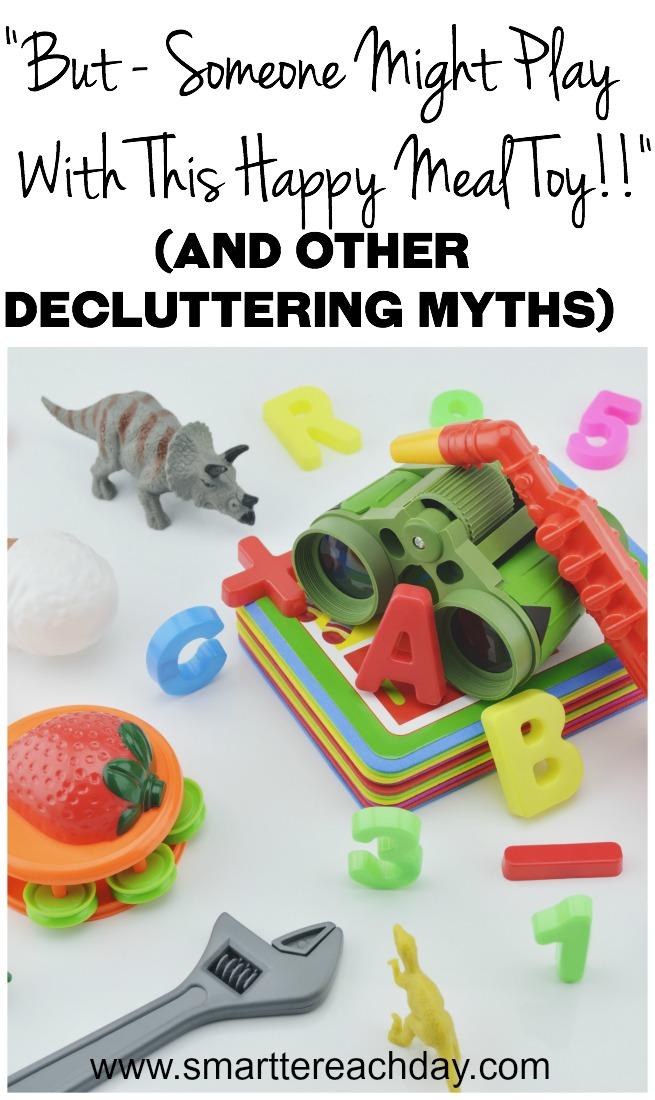 Decluttering Myths