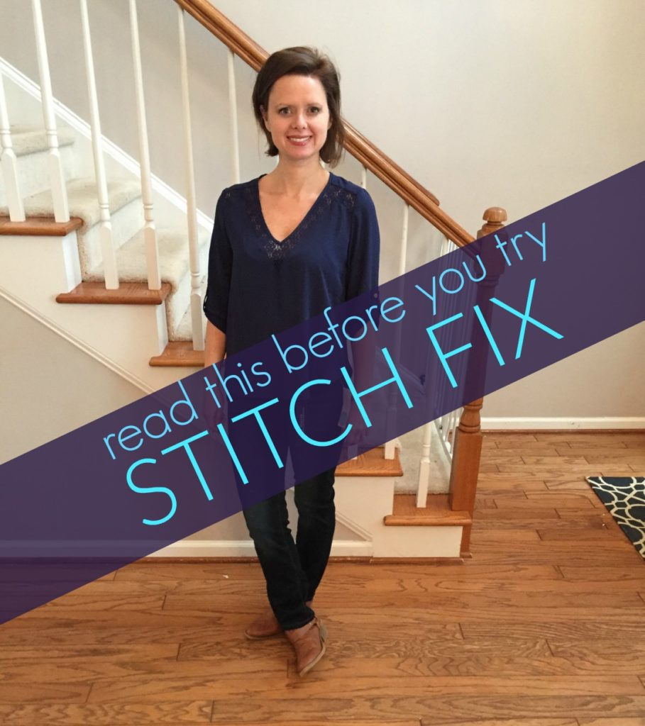 Have you been thinking about trying stitch fix? This is a MUST READ post before trying your first order!