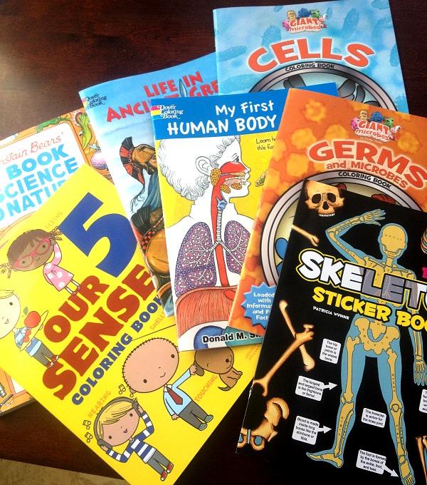 Dover Books 2