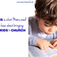 FB moms kids and church