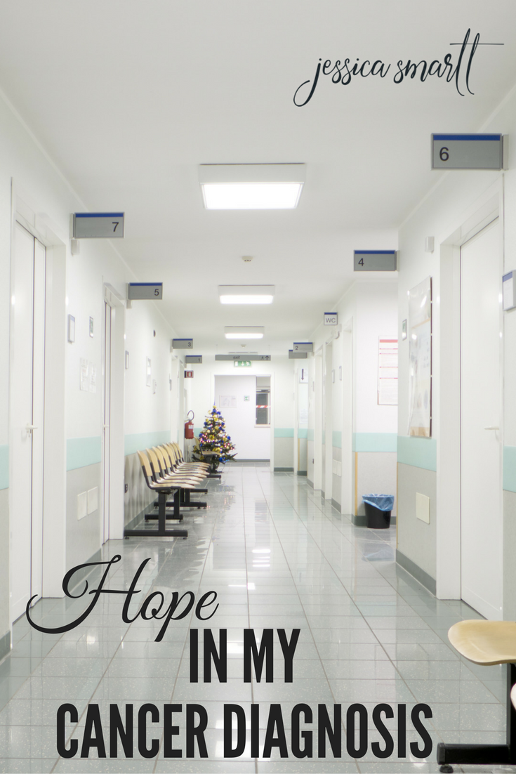 How to have hope and joy even when faced with a cancer diagnosis.