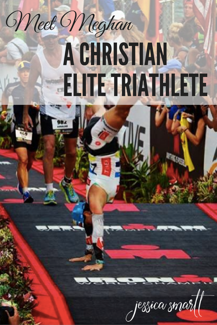 The Christian life is so very similar to running a marathon or training for a triathlon. Find out what those similarities are.